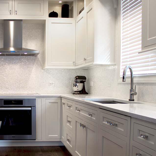 Chicago Kitchen Cabinets: Amish Cabinets Chicago- Kitchen, Bathroom, Bar & Office