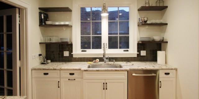 wilmette kitchen - amish cabinet company